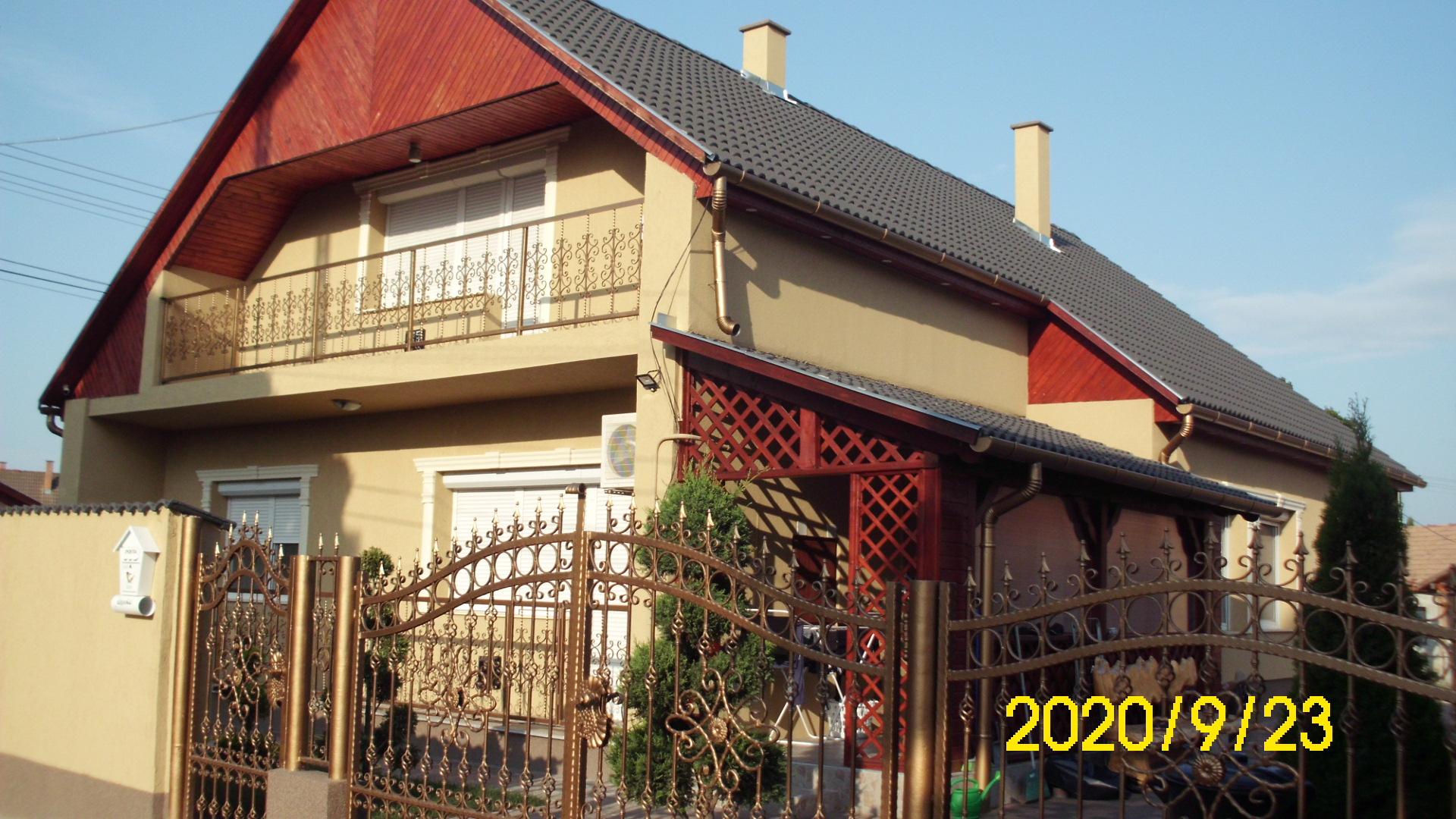 Kiskunhalas, 4 szobás felújított családi ház