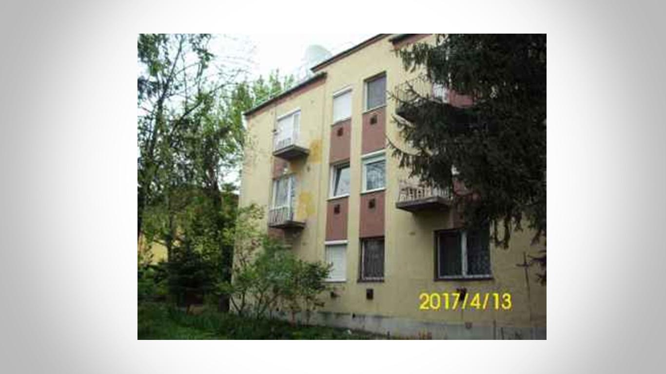 Kossuth utcai lakás